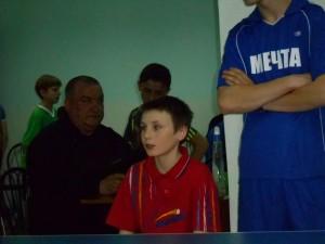 теннис тяжин 3